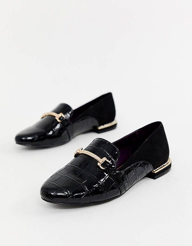 Womens flat shoes ballet, Loafers