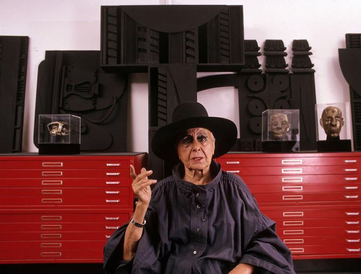 Louise Nevelson Studio