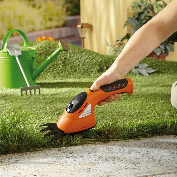 Produkt-Tipp 443: In jedem Glücksratgeber mit dabei: Gartenarbeit. Damit wird der Glücksfaktor noch mehr gesteigert ==> https://www.eurotops.de/akku-kanten-und-heckenschneider-27421.html?campaign=instagram-pinterest  #instalike #gadget #männersache #gartenarbeit #akkurat #perfekterrasen #eurotops #profipartner
