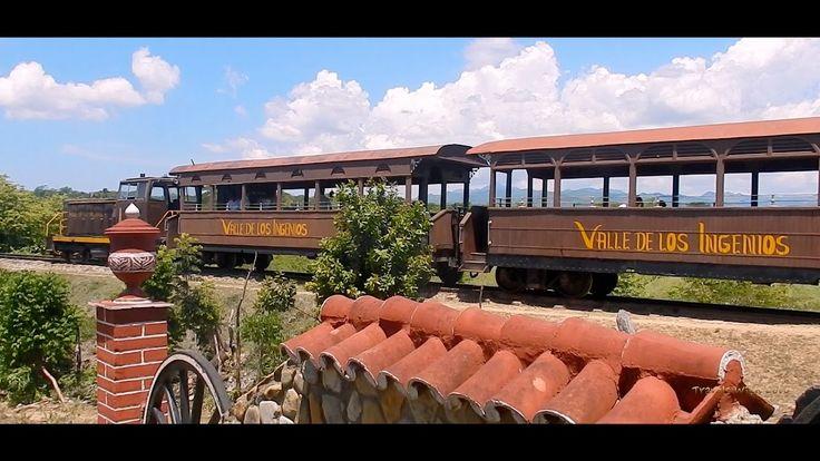 CUBA - Valle de Los Indegenios - Sugar and Slavery - Hacienda Guachinango