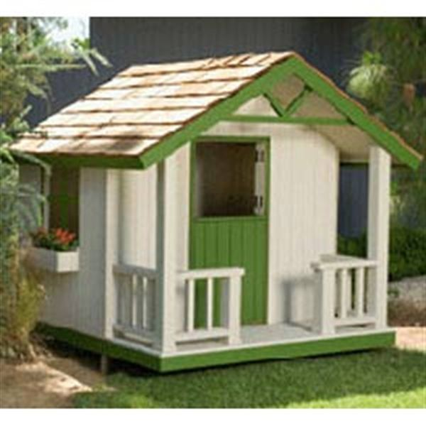 17 best images about playhouses for addie on pinterest for Simple outdoor playhouse plans