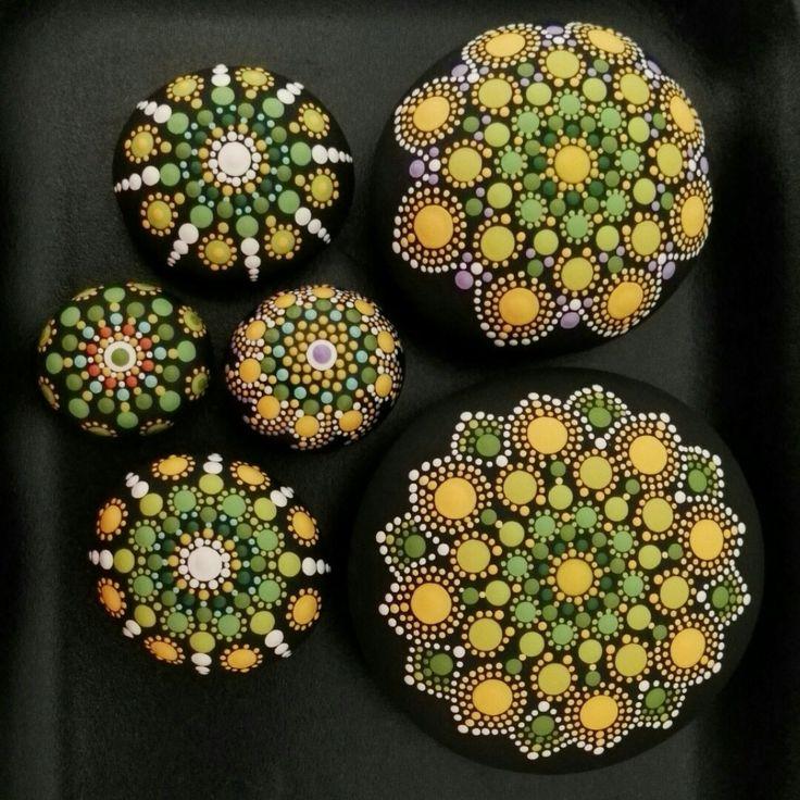 News Mandala stones ready                                                                                                                                                                                 Más