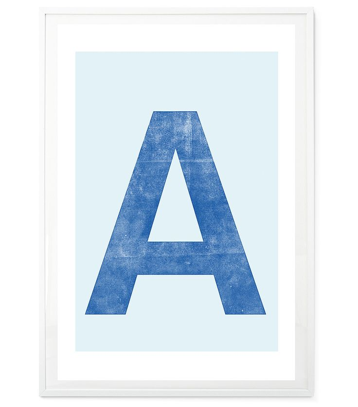 A for _ – Egan and Well