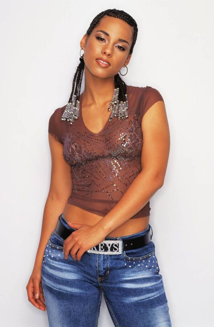Alicia Keys - Sweet Sounds and great heritage (JA in the mix)