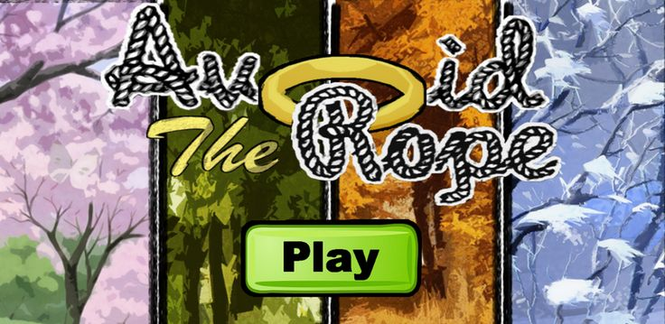 Move the ring to the end of the rope without touching it ... Through 4 season which include 15 levels each with different difficulties Use the scissors to cut the unwanted parts of the rope.. Each star collected gives one scissors Download: www.mobilegamesbox.com