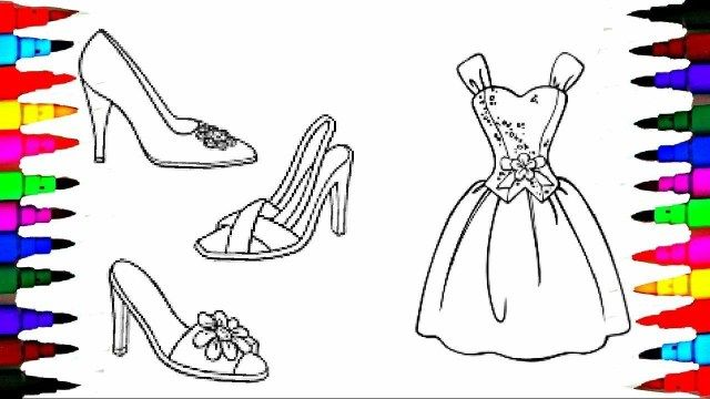 27 Creative Picture Of Shoes Coloring Pages Albanysinsanity Com Coloring Pages Pictures Of Shoes Creative Pictures