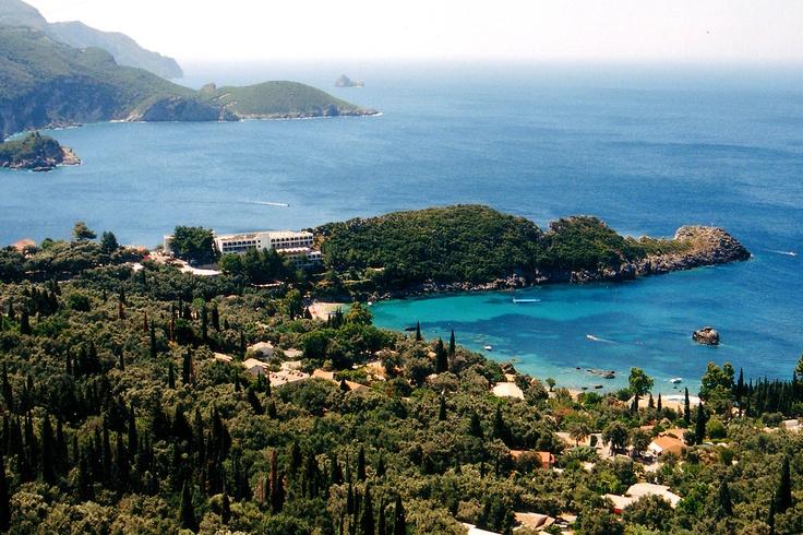 Corfu - Hotel Akrotiri Beach (near Italy)