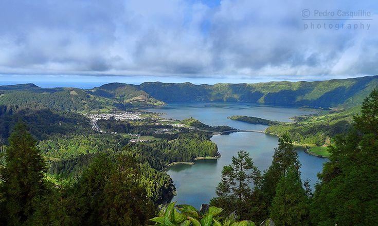 Seven Cities Lagoon, St. Michael Island, Azores