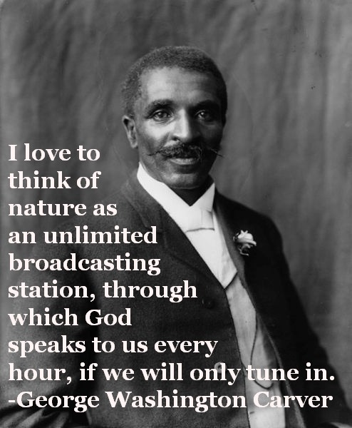 the early works and contributions of george washington carver Download the app and start listening to george washington carver as a complete work in 1895 and think about the contributions george and.