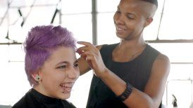 TRANSFORMATION is a documentary about a group of transgender teens and young adults struggling to find the resources, safety, and confidence to express their gender identity. With 45% of young transgender people having reportedly attempted suicide in the United States alone, non-binary stylist Madin Lopez has made it their business to provide life-altering, gender-affirming makeovers. Afterwards, these individuals are hopefully able to be their true and best selves, looking on the outside…