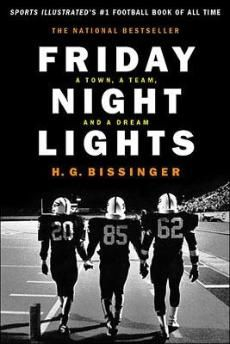 the history of odessa texas and the permian panthers in friday nights lights a book by hg bissinger Head football coach at university of iowa, smu and north texas state university   dream by author h g bissinger and subsequent movie (friday night lights).