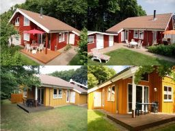 Ferienwohnung im Ferienpark für 5 Personen mit eigener Sauna und Kaminofen in Extertal