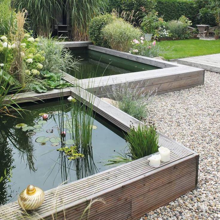 Die besten 17 ideen zu wasser im garten auf pinterest - Gartengestaltung mit wasser ...