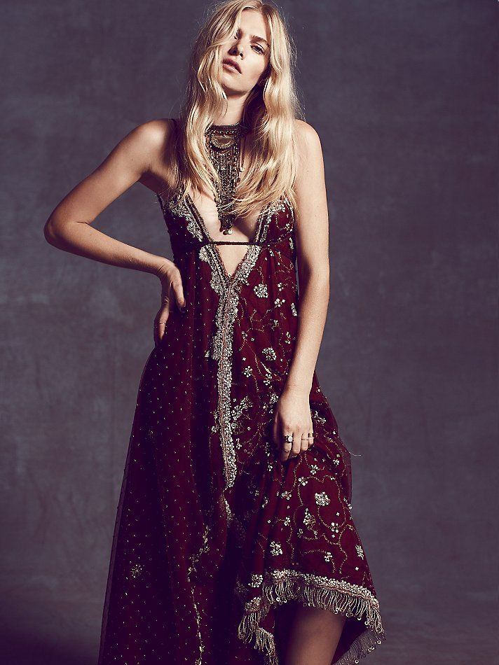 Free People FPX Maja Raja Maxi at Free People Clothing Boutique