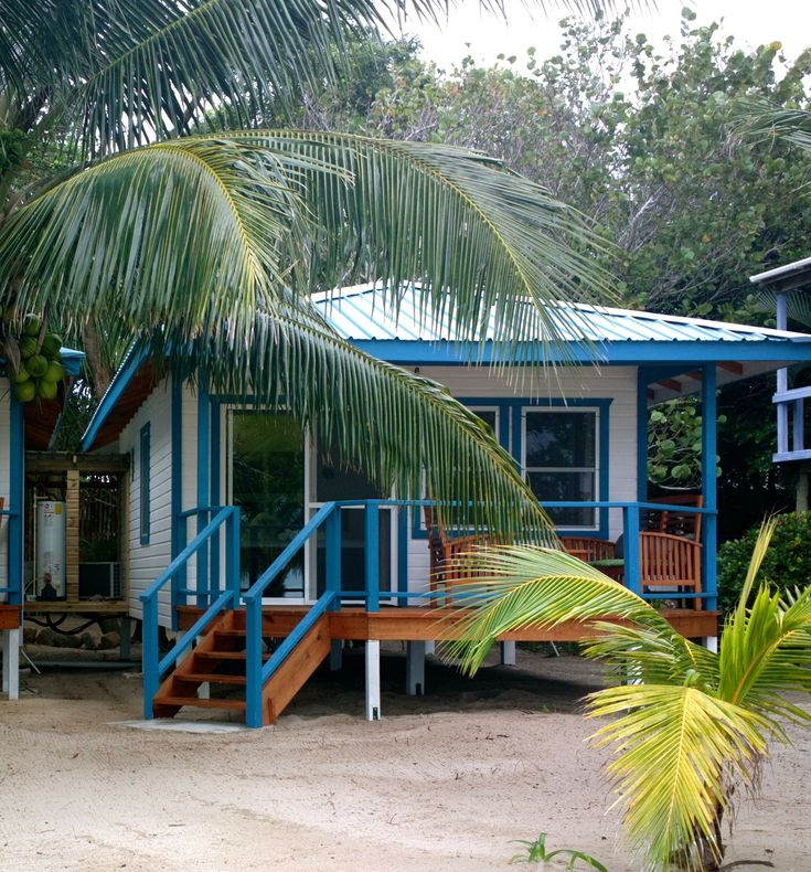 Maya Beach Hotel, probably the most beautiful place we stayed in #Belize #Placencia #paradise