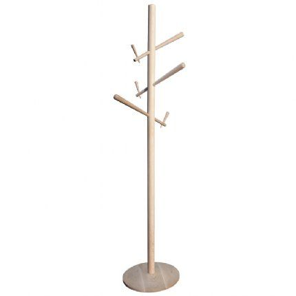 If no wall space - Pinocchio Hat Stand- Classic