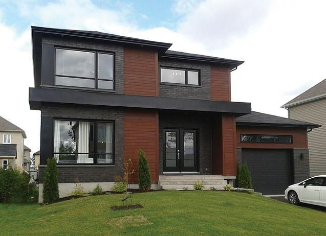 maison moderne - Buscar con Google 外觀 Pinterest House, House