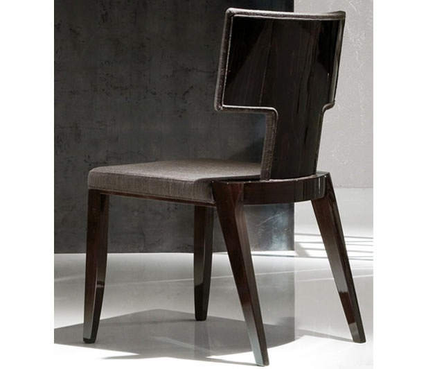 klismos lacquered dining chair | Dining chairs, Chair, Dining