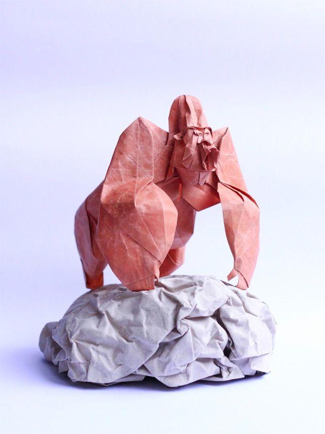 30 Handpicked Origami Paper Art Pieces