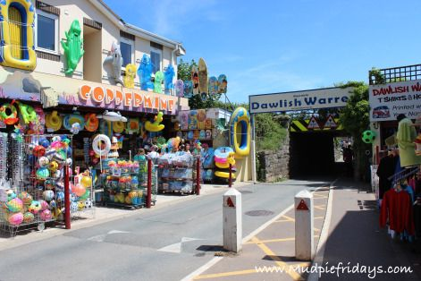 Dawlish Warren - Memories of childhood summers at mudpiefridays.com