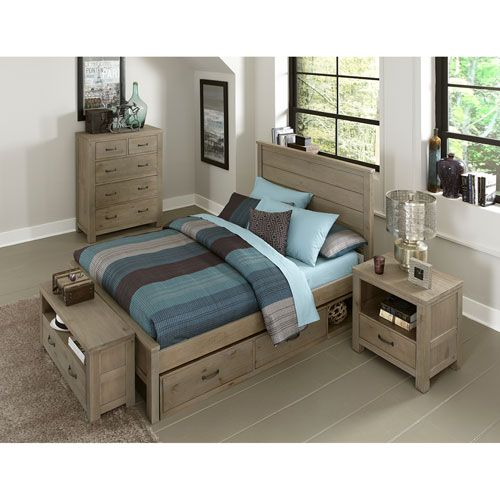 Best 25+ Full bed with storage ideas only on Pinterest   Diy full ...