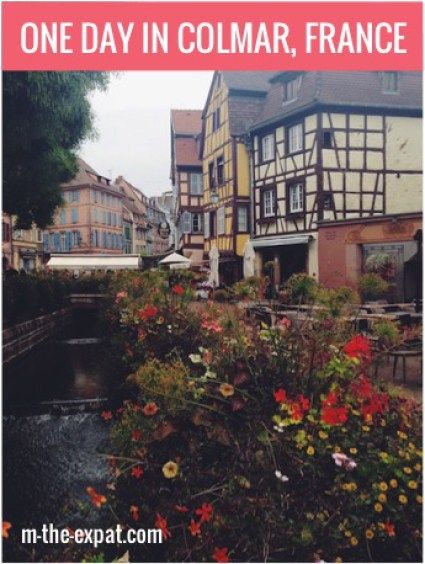 Travel advice for Colmar, France - m.the.expat.com