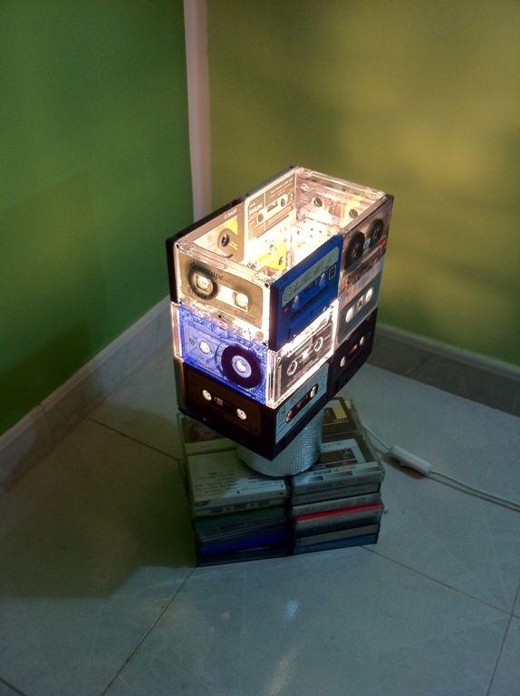 RetroTape Lamp