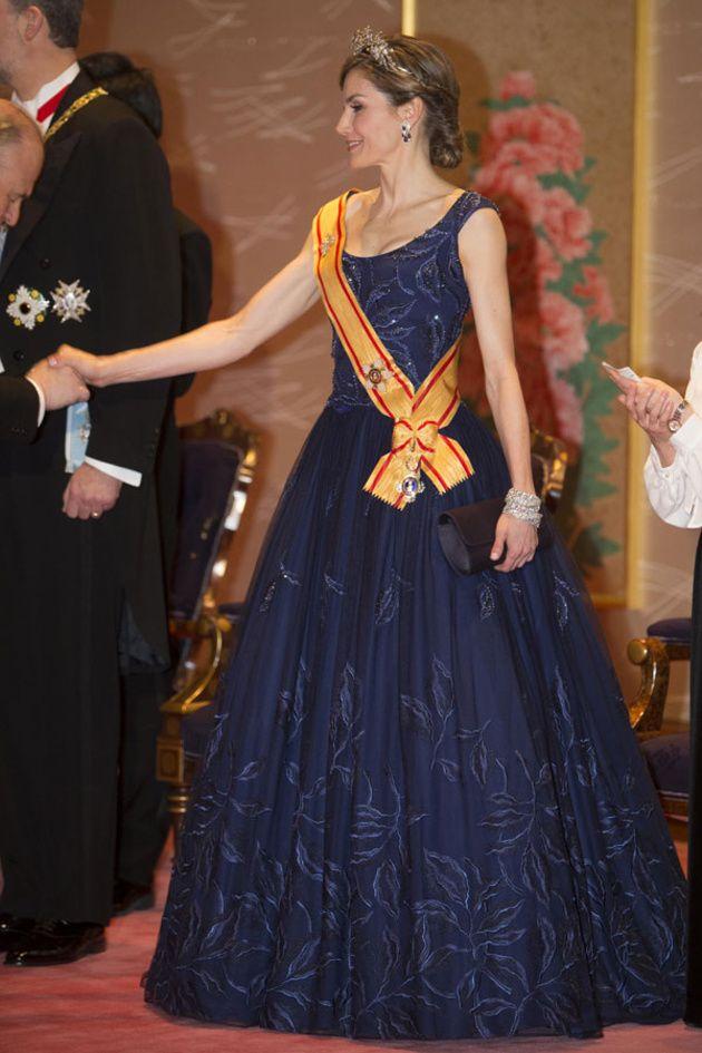 王妃 スペイン レティシア