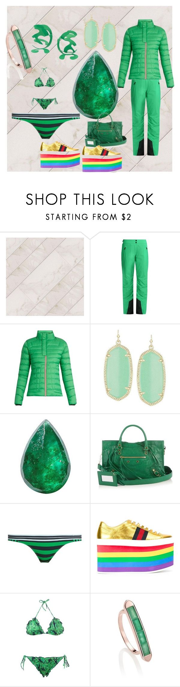 """""""best sale offer"""" by denisee-denisee ❤ liked on Polyvore featuring Perfect Moment, Kendra Scott, Loquet, Balenciaga, STELLA McCARTNEY, Gucci, Brigitte, Monica Vinader, Rosie Assoulin and vintage"""