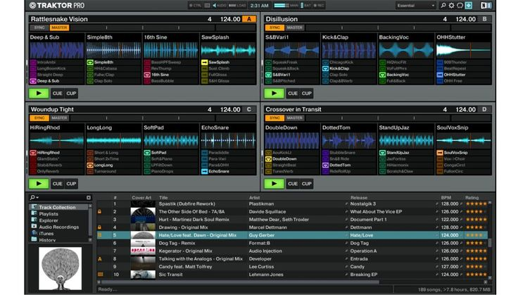 @ninews #TRAKTOR #Pro 2 #DJ #Software http://www.native-instruments.com/en/products/traktor/dj-software/traktor-pro-2/ #DJ #DJSet #LiveSet #Recording