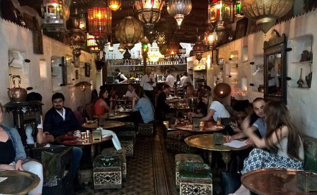 modern moroccan restaurant london - Google Search