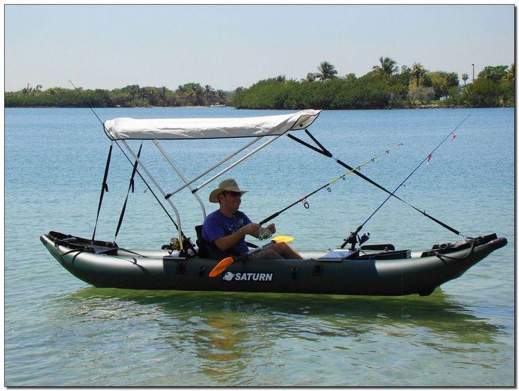 kayak fishing | Fishing from Saturn inflatable fishing kayak - excellent - http://www.fishinglondon.co.uk/