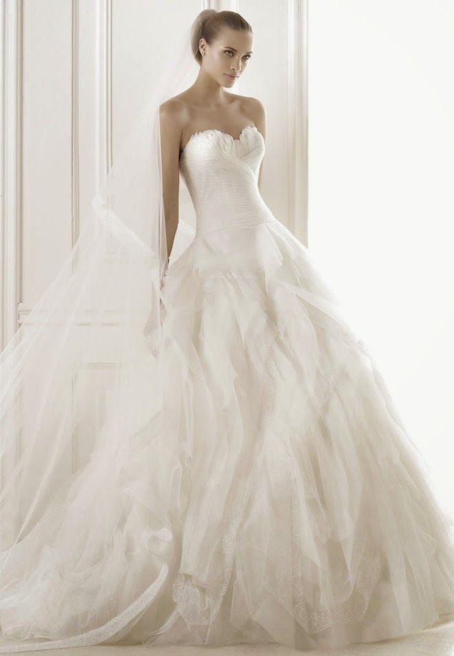 Pronovias 2015 Wedding Dresses BEGONIA A 660x953 Pixels