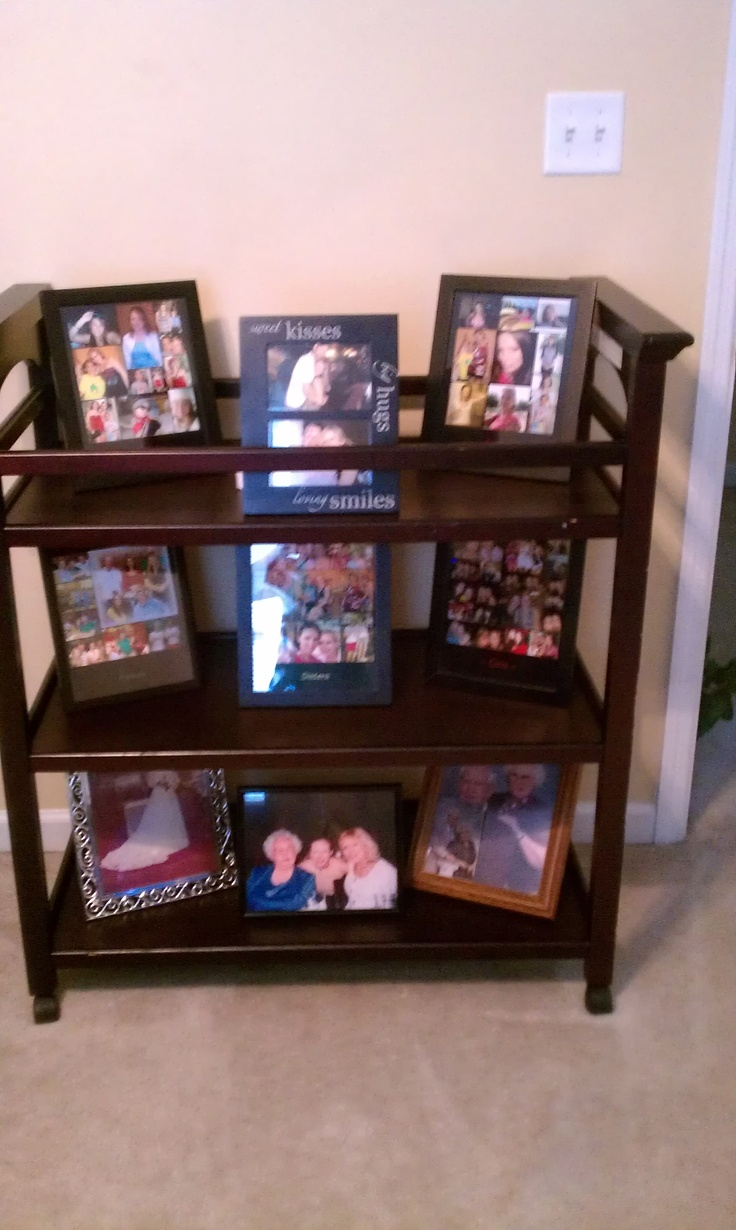 Changing Table Used To Display Favorite Photos Love This