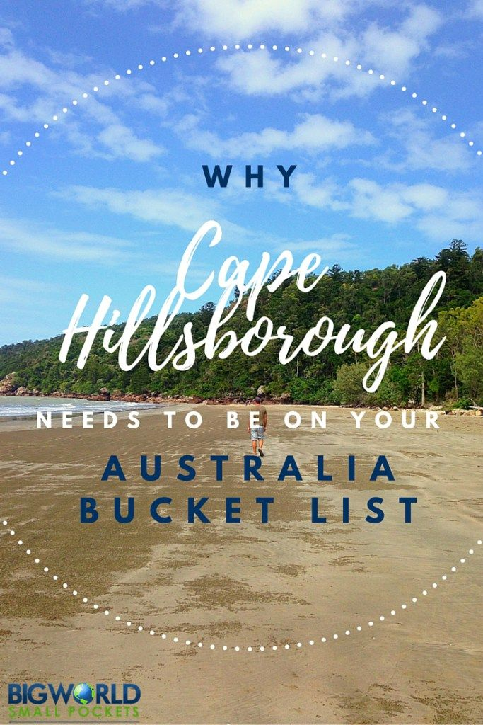 Cape Hillsborough, Queensland is one of the best National Parks in Australia {Big World Small Pockets}