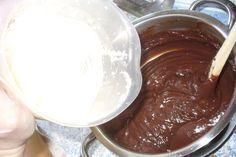"""""""Čokoládový krém se smetanou"""