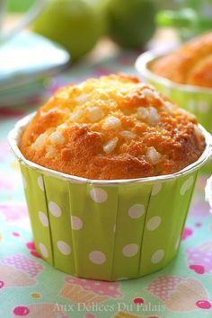 Muffins moelleux au citron (recette facile) · Aux delices du palais