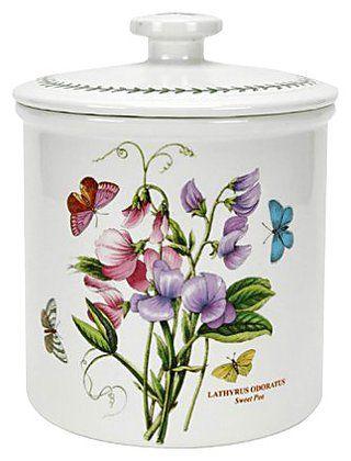 Portmeirion Botanic Garden Storage Jar | Free Shipping