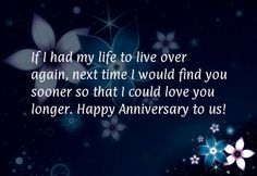 happy anniversary quotes for husband | Happy anniversary message for husband