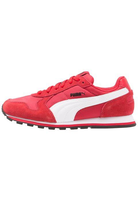 Chaussures Puma ST RUNNER NL - Baskets basses - toreador/white rouge: 54,95 € chez Zalando (au 16/09/17). Livraison et retours gratuits et service client gratuit au 0800 915 207.
