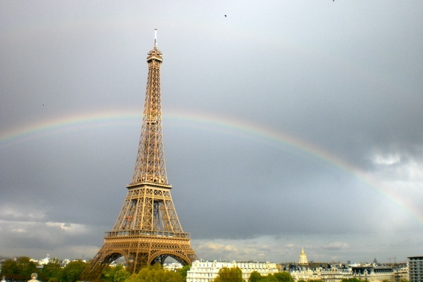 view from my window in Paris... incredible. kerry_johnson