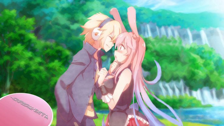 Isayoi & Black Rabbit | mondaiji tachi ga isekai kara kuru sou desu yo