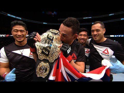 UFC (Ultimate Fighting Championship): UFC 212: Max Holloway - Striking, Striking and More Striking