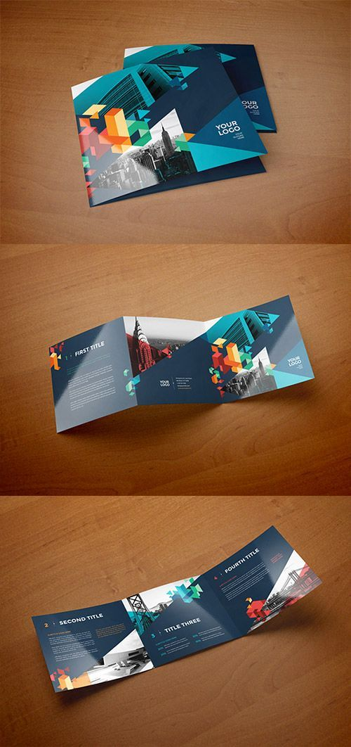 100+ Photo Realistic Corporate Brochure Template Designs Graphics