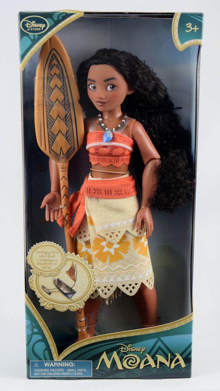 Disney Moana Classic Doll 11 Disney Store Purchase