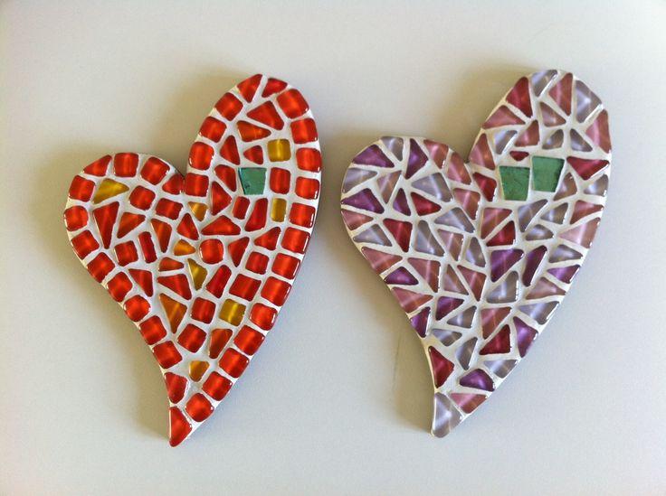 Hearts, hearts, hearts.