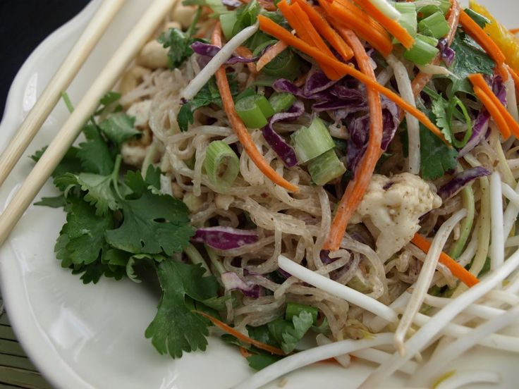 A few weeks ago I was given a package of kelp noodles and finally found a nice dish to feature them in. I really enjoy Thai food and I've been interested in putting together a raw Pad Thai dish. I came across Ani Phyo's version using kelp noodles and that was it..inspiration hit. And I...Read More »
