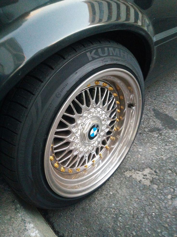BMW Rims For Sale >> JR9's full chrome | BMW E30 - Rims Fitment | Pinterest