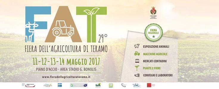 Teramo Fiera dellAgricoltura: giovedì 11 maggio al via la  29 edizione