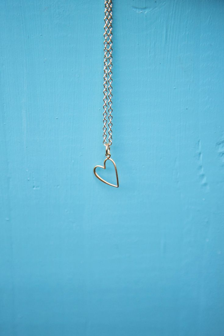 There is nothing better than a simple, elegant, and classic heart pendant for Mom on Mother's Day!
